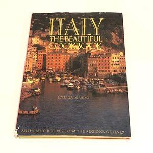 Italy The Beautiful Cookbook